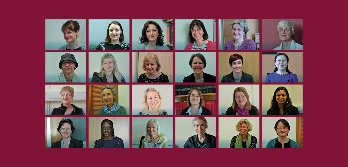 39 Women in Science share their stories, collated on the new website.