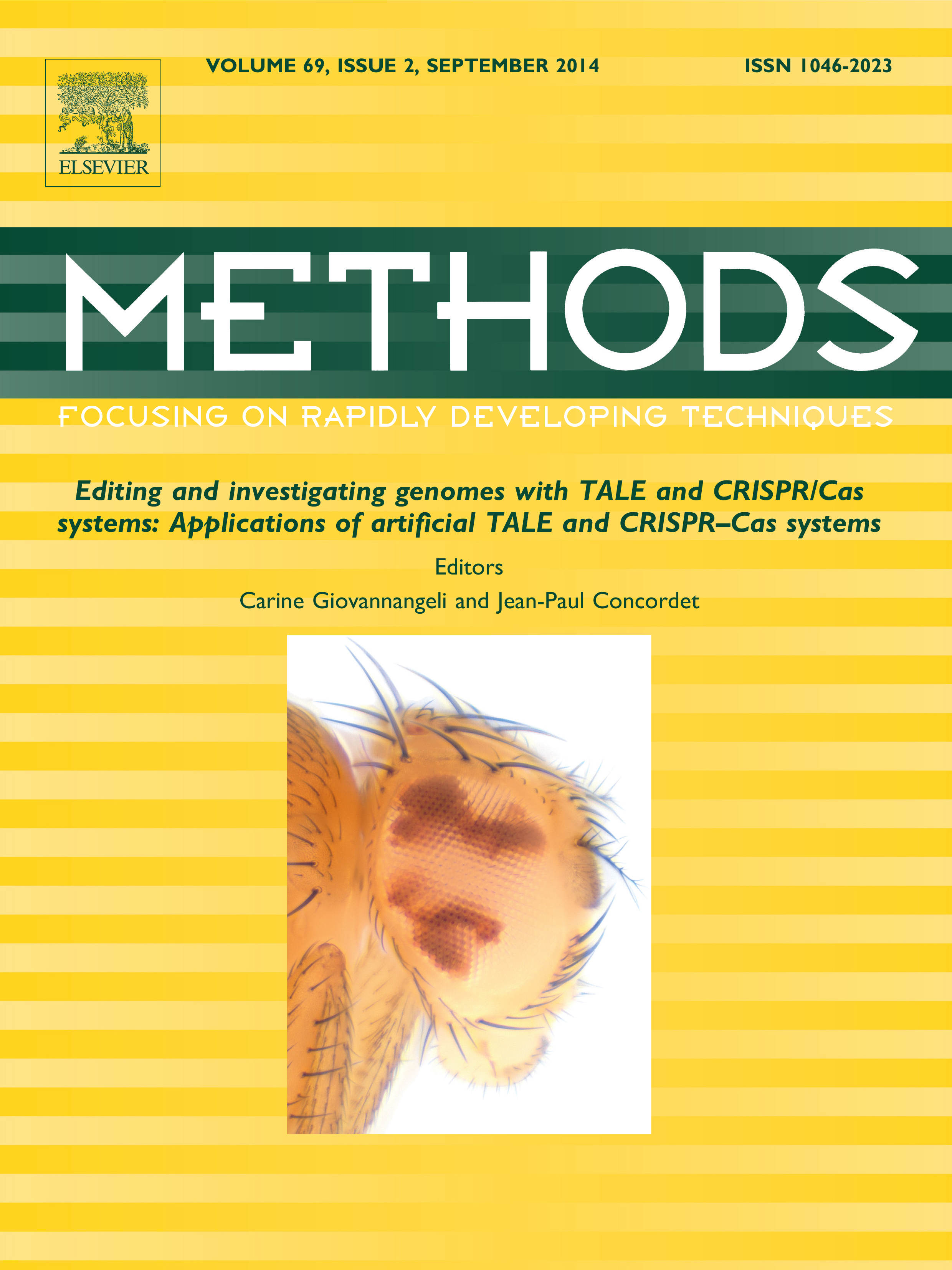 Cover: Methods