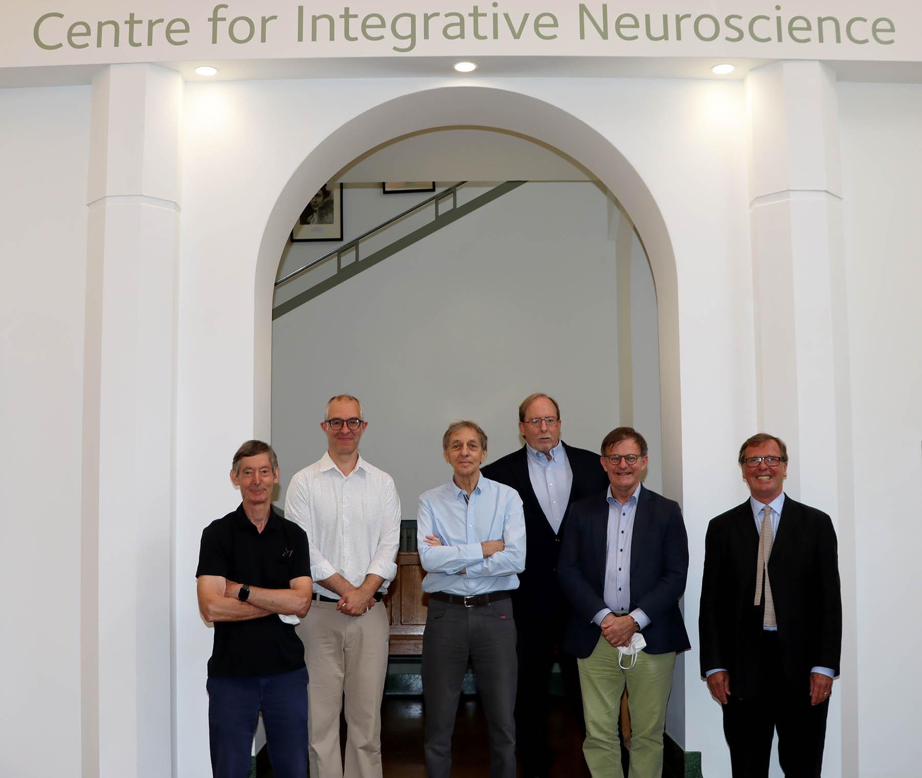 Blakemore Festschrift - visual cortex group