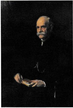 Haldane Portrait