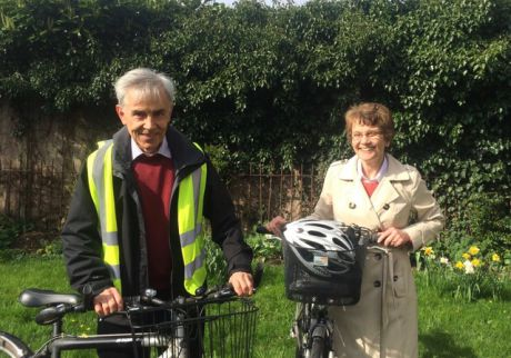 Hamiltons Going North for Parkinson's Research