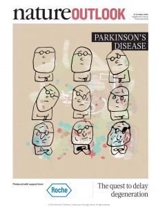 Nature Special Issue on Parkinson's showcases OPDC research