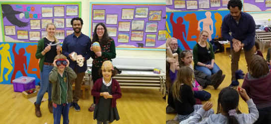 OPDC visits local children's group to raise brain awareness