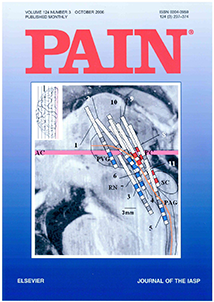 Pain, Journal of the IASP: Volume 124, Issue 3, October 2006