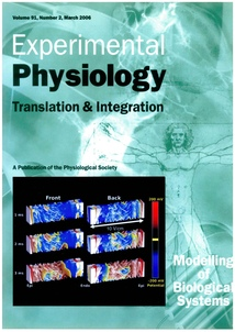 Experimental Physiology: Volume 91, Issue 2, March 2006