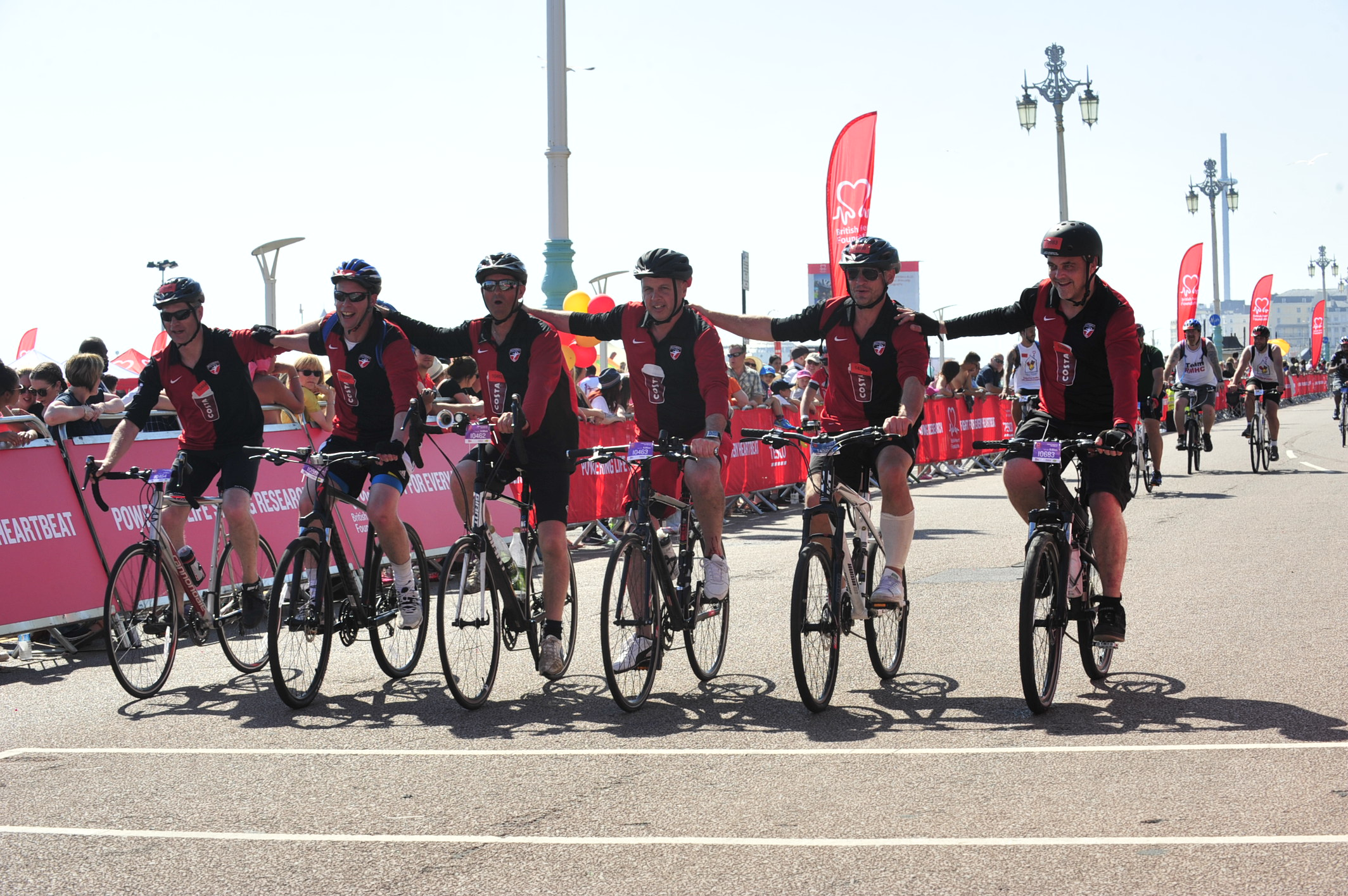 BHF London-Brighton 2017