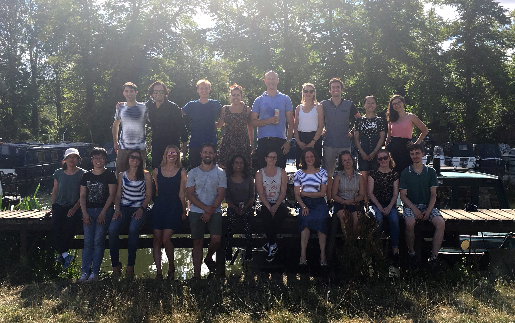 Group Photo Summer 2018